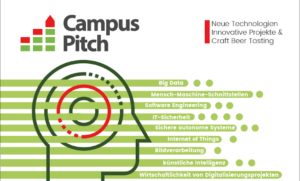 Campus Pitch Plakat