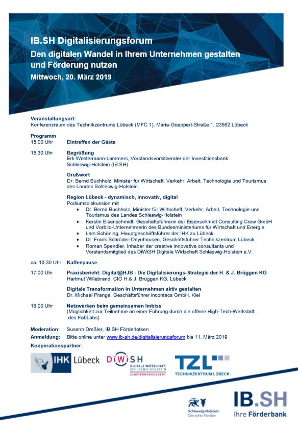 IBSH Digitalisierungsforum 1