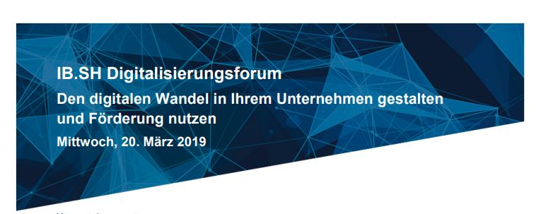 IB.SH Digitalisierungsforum 2019