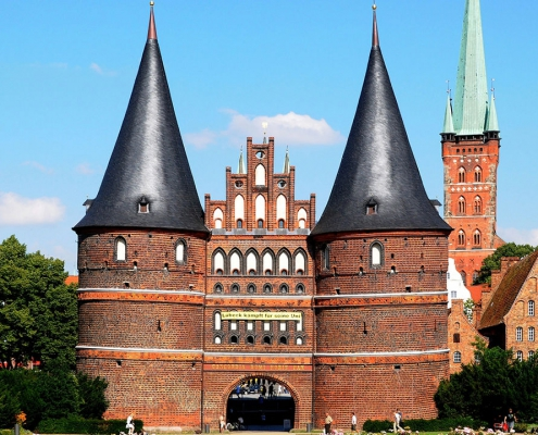 Holstentor Luebeck